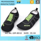 Zapatos baratos del agua de la aptitud de las ventas de la calidad de Auqa de la más nueva yoga caliente del neopreno