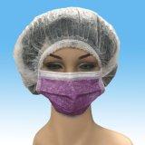 Máscara protetora cirúrgica não tecida do hospital da máscara protetora