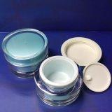 15g de plastic Containers van de Opslag om Acryl Kosmetische Kruik