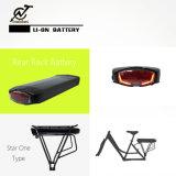Batería eléctrica 48V de la bici de la batería recargable