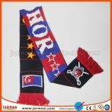 ファン元気づけることのためのフットボール・チームのスカーフ