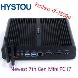 HDMI Dpサポート4K (使用できるDDR3L/DDR4)の中の300m WiFiの最もよいcomputer I7 7500u Kaby湖プロセッサ