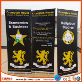 80x200cm diseño impresión Roll up Stand Banner