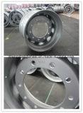 Хорошее соотношение цена бескамерные колеса, бескамерные колесный погрузчик стальной колесный диск
