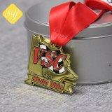 Высококачественные металлические США государство ВМС медаль