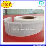 Etiqueta branca ou Printable da qualidade excelente da oferta da fábrica de RFID