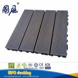 ヨーロッパの標準反紫外線木製の合成の連結WPC DIYの床タイル