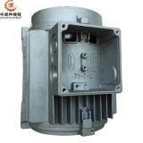 moulage sous pression en aluminium Les pièces du moteur du bloc moteur personnalisé