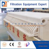 油圧区域フィルター出版物を排出する手動ケーキ1250*1250mm