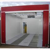 Alloggiamento della pittura del gruppo di lavoro di riparazione automatica con Ce