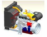 Turbocharged en inter-Gekoelde die Dieselmotor voor Generator wordt gebruikt