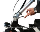 Peso leve Foldable da bateria de lítio do Portable 350W que dobra a cadeira de rodas elétrica (CCET-M1)
