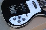 Hanhai Music/4-String Ricken Style Electric bass Guitar