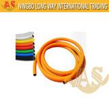 아프리카를 위한 주황색 LPG PVC 가스관