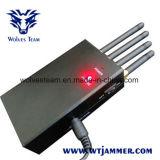 世界的のための手持ち型のポータブルWiFiのすべてのネットワーク携帯電話および妨害機