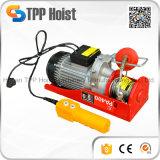 портативная микро- электрическая лебедка PA1000 подъема мотора веревочки провода 1000kg для сбывания