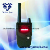 Cámara espía inalámbrica de GPS y el detector de fallos Jammer