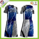 رياضة لباس حرّة تصميم عامة الصين مصنع كرة سلّة جرسيّ لأنّ رجال