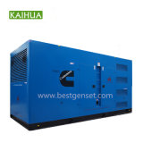 generatori di potere diesel silenziosi di 400kVA Cummins Qsnt-G3 da vendere