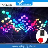 La Chine Fabricant discothèque de l'éclairage LED RVB de l'éclairage coloré de levage Ball utiliser pour le club de nuit