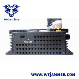 De regelbare Krachtige Multifunctionele 3G 4G Stoorzender van de Afstandsbedieningen van de Telefoon (315/433/868MHz)