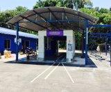 Tipo de túnel de Lavagem Automática de Superfícies Malásia Preço de lavagem de carros