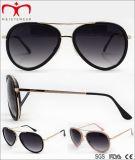 Óculos de sol retros dos óculos de sol UV400 da forma com Ce e FDA (WSP705839)