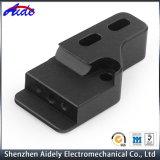Части металла CNC машинного оборудования высокой точности анодированные оборудованием алюминиевые