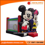2018 Saltar Castillo Inflable Mickey Combo Bouncer (T1-508C)