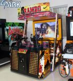 Rambo2 Vidéo Machine Gun Eletctronic Machine de jeu de tir