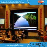 P4 het Volledige Binnen Vaste LEIDENE van de Kleur HD Scherm van de Vertoning met Nationstar SMD2020
