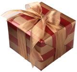 Cadre de empaquetage de cadeau estampé par coutume pour l'expédition