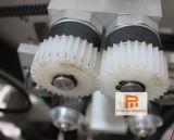자동적인 둥글고 정연한 병 PVC 필름 소매 레테르를 붙이는 기계