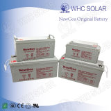 12V de alta qualidade 200Ah profunda de chumbo do ciclo de bateria solar