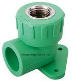 Штуцеры трубы водоснабжения пластмассы PPR высокого качества термо-