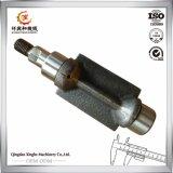 Валы частей механического инструмента CNC литой стали подвергая механической обработке