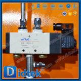 API Didtek600 WC6 Buttwelding termina tapa atornillada Válvula de compuerta de neumáticos