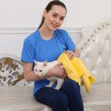 Tovagliolo asciutto dell'animale domestico materiale di Microfibre, gatto e tovagliolo del cane