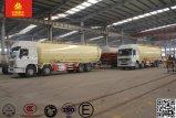 30000L Sinotruk HOWO 8X4 대량 시멘트 트럭 분말 물자 트럭