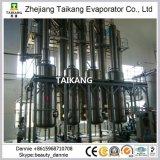 Triple-Effect Evaporador por sulfato de cobre, el fosfato de sodio, y solución de citrato de sodio