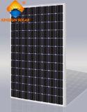 Panneau solaire de silicium monocristallin de l'usine 300W de la Chine pour le système solaire