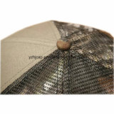 Le sport recouvre des casquettes de baseball de chapeaux de Snapback de chapeaux de pêche