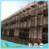 New material Saving time EPS Cement sand-yielded panel for apartment
