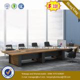 회의 수신 행정상 학교 워크 스테이션 테이블 책상 나무로 되는 사무용 가구 (HX-8N0839)