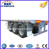 Sinotruck 40FT 3 essieux conteneur lit plat semi-remorque