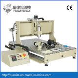 木工業機械装置CNCのルーター機械彫版機械