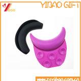 Almohadilla al por mayor del silicón de la fábrica, almohadilla cómoda /Bathtub del baño de la dimensión de una variable de la almohadilla U del masaje del silicón/champú principal del peluquero (XY-BP-187)