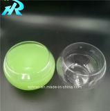 el plástico del claro del animal doméstico 22oz sacude el empaquetado cosmético
