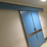 Porta deslizante hermética automática do hospital