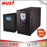 Fabrik-Cer Standard1kva Sinewave des Most-ISO9001 Haupt-UPS 1000va